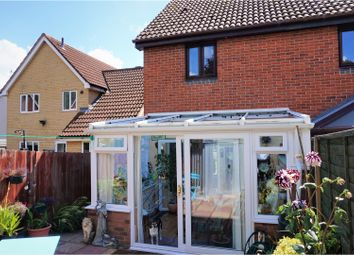 Thumbnail 2 bedroom end terrace house for sale in Brook Farm Road, Saxmundham