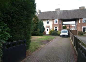 Thumbnail 3 bed terraced house for sale in Burton Road, Branston, Burton-On-Trent, Staffordshire