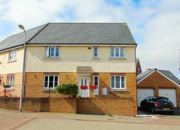 Thumbnail 3 bed semi-detached house for sale in Cae Gwyn, Penarth