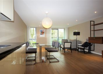 Thumbnail 2 bed flat to rent in Blackthorn Avenue, Islington, London