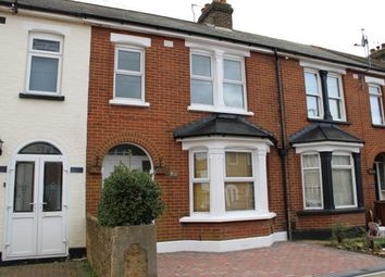 3 bed terraced house to rent in Lansdowne Road, Chatham ME4