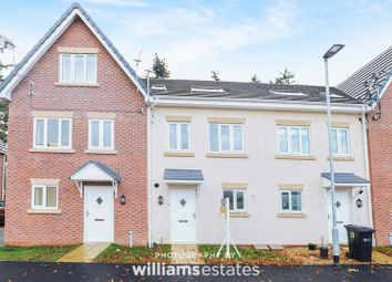 Thumbnail 3 bed town house for sale in Rhyd Y Byll, Rhewl, Ruthin