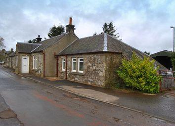 Thumbnail 3 bed cottage for sale in Crossridge Cottages, Carmichael