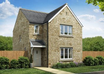 "Thumbnail 3 bed detached house for sale in ""The Hatfield"" at Restrop Road, Purton, Swindon"