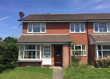 Thumbnail 2 bed maisonette to rent in Lillington Road, Shirley, Solihull, West Midlands