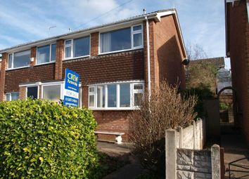 Thumbnail 3 bed semi-detached house to rent in Wheatlands Road, Stapenhill, Burton-On-Trent