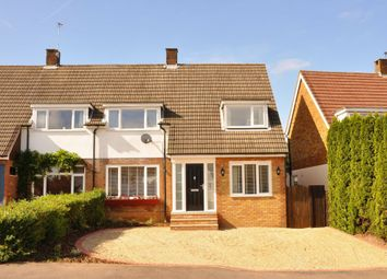 Thumbnail 3 bed semi-detached house for sale in Barnfield Road, St. Albans