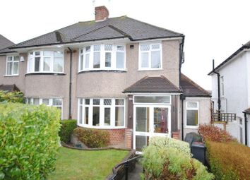 Thumbnail 3 bed semi-detached house for sale in Winifred Road, Coulsdon