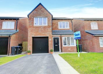 Thumbnail 3 bed detached house for sale in Lord Close, Middlesbrough