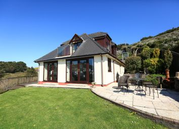 Thumbnail 4 bed detached house for sale in West Hill, Heybrook Bay, Plymouth