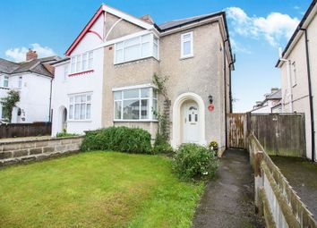 Thumbnail 3 bed semi-detached house for sale in Holley Crescent, Headington, Oxford