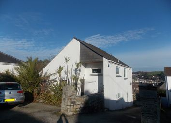 Thumbnail 3 bed detached house for sale in Penwerris Lane, Falmouth