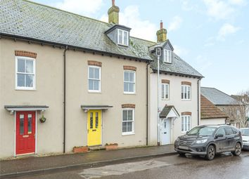 Thumbnail 3 bed terraced house for sale in Coombefield Lane, Axminster, Devon