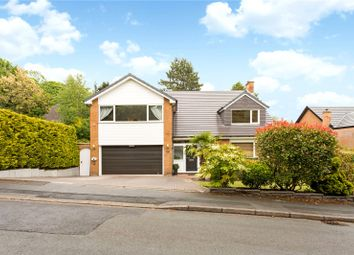Thumbnail 5 bed detached house for sale in Castlegate, Prestbury, Macclesfield, Cheshire