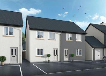 Thumbnail Semi-detached house for sale in Russet Way, Brixton, South Hams, Devon