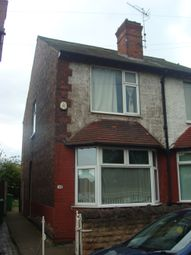 Thumbnail 3 bed semi-detached house to rent in Faraday Road, Lenton, Nottingham