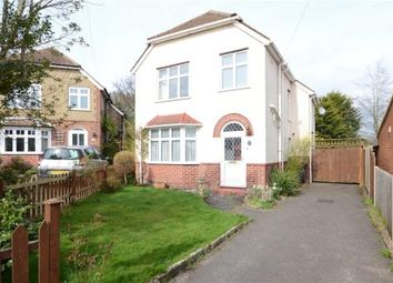 Thumbnail 3 bed detached house for sale in North Avenue, Farnham, Surrey