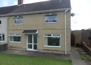 Thumbnail 3 bed semi-detached house for sale in Tir Capel, Llanelli