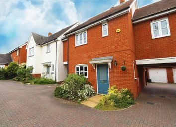 Thumbnail 3 bedroom link-detached house for sale in Cranborne Close, Colchester