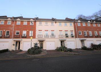Thumbnail 4 bed town house to rent in Lancaster Drive, Camberley