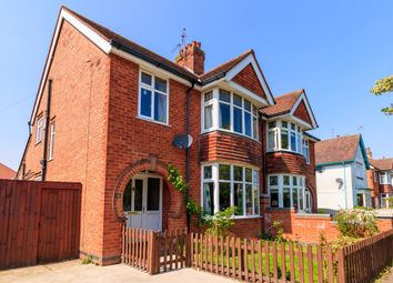 Thumbnail 3 bed semi-detached house for sale in Park Avenue, Skegness