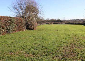 Thumbnail Land for sale in Weston Road, Weston-On-Trent, Derbyshire