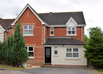 Thumbnail 4 bedroom detached house for sale in Howe Road, Whitwick