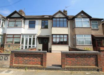 Thumbnail 4 bed terraced house for sale in Hubert Road, Rainham