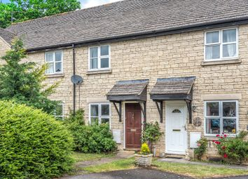 Thumbnail 2 bed terraced house for sale in John Tame Close, Fairford