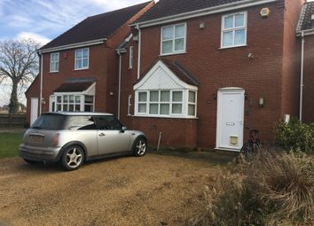 Thumbnail 2 bedroom property to rent in Church Gardens, Lutton, Spalding