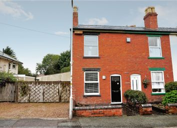 Thumbnail 3 bed end terrace house for sale in Victoria Road, Bradmore