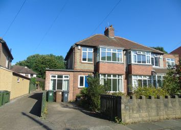 Thumbnail 3 bed semi-detached house to rent in The Oval, Benton, Newcastle Upon Tyne