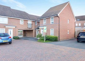 3 bed end terrace house for sale in Kenbrook Road, Hucknall, Nottingham NG15