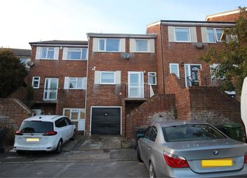 Thumbnail 4 bed terraced house to rent in Conifer Close, Hastings, East Sussex