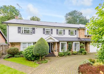 Thumbnail 5 bed detached house for sale in Lower Plantation, Loudwater, Rickmansworth, Hertfordshire