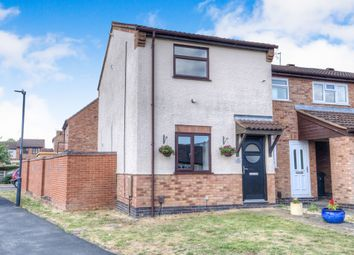 Thumbnail 2 bed end terrace house for sale in Meadow Sweet Road, Stratford-Upon-Avon