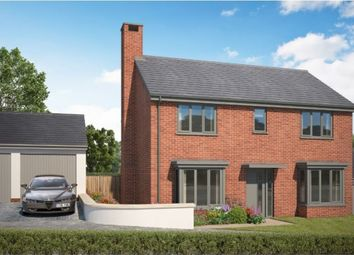 Thumbnail 4 bed detached house for sale in Waddeton Close, Paignton