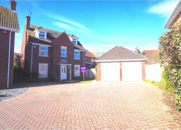 Thumbnail 5 bed detached house for sale in Bath Road, Bracebridge Heath