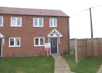Thumbnail 3 bedroom semi-detached house for sale in Nightingale Walk, Denver, Downham Market