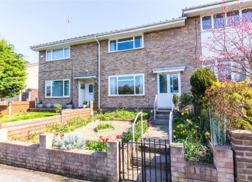 Thumbnail 2 bed terraced house for sale in Lorton Close, Gravesend, Kent