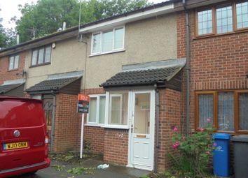Thumbnail 2 bed terraced house to rent in Rugby Street, Wilmorton, Derby