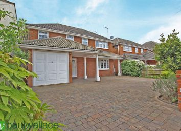 Thumbnail 4 bedroom detached house for sale in Clyde Road, Hoddesdon