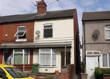 Thumbnail 2 bed terraced house to rent in Victoria Street, Mansfeild