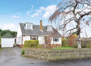 Thumbnail 4 bed detached house for sale in Ashley Road, New Milton