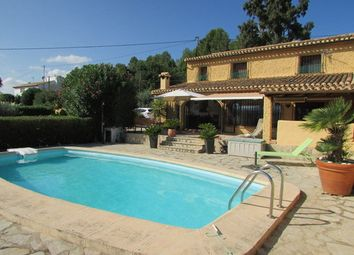 Thumbnail 3 bed villa for sale in Spain, Valencia, Alicante, Jesús Pobre
