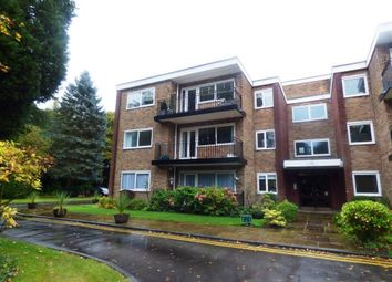 Thumbnail 2 bed flat to rent in Clysbarton Court, Bramhall, Stockport
