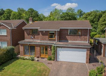 4 bed detached house for sale in Fairfield Road, Crediton EX17