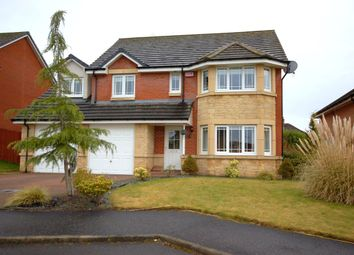 Thumbnail 5 bed detached house for sale in Greenoakhill Crescent, Uddingston, Glasgow