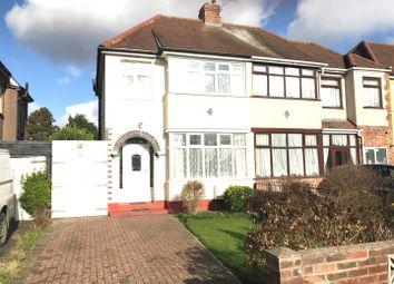 3 bed semi-detached house to rent in Blackburn Avenue, Tettenhall, Wolverhampton WV6