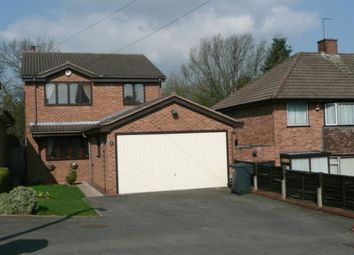Thumbnail 4 bed detached house to rent in Beacon Hill, Rednal, Birmingham